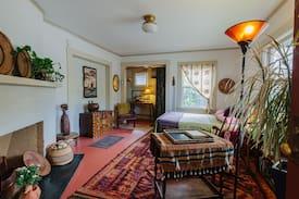Picture of Textile/tea maven's front room