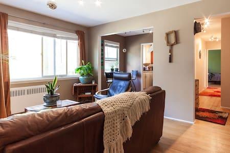 Best location next 2 beach& dwt - Vancouver - Apartment