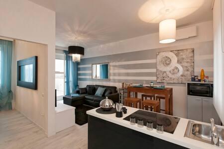 IL LOFT - raffinato app. ad Abano  - Abano Terme - Apartment