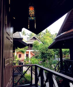Time stops in Matata GH's Bungalow2 - Srub
