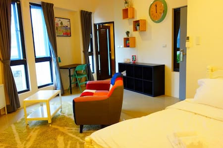 Hsinchu Traveler's Home 自由行NO.6 - North District - Wohnung