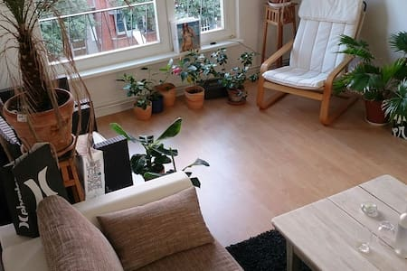 2 room aptm. in heart of Hamburg - Apartment