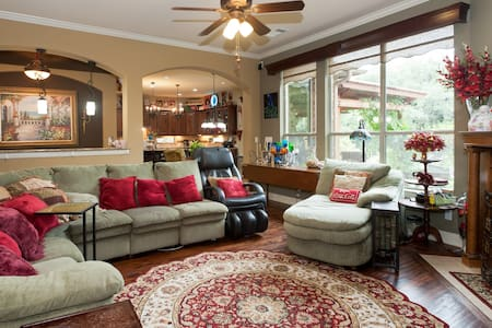 Extremely comfortable and relaxing  - Casa