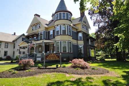 Victorian Bed and Breakfast - Wallingford - Aamiaismajoitus