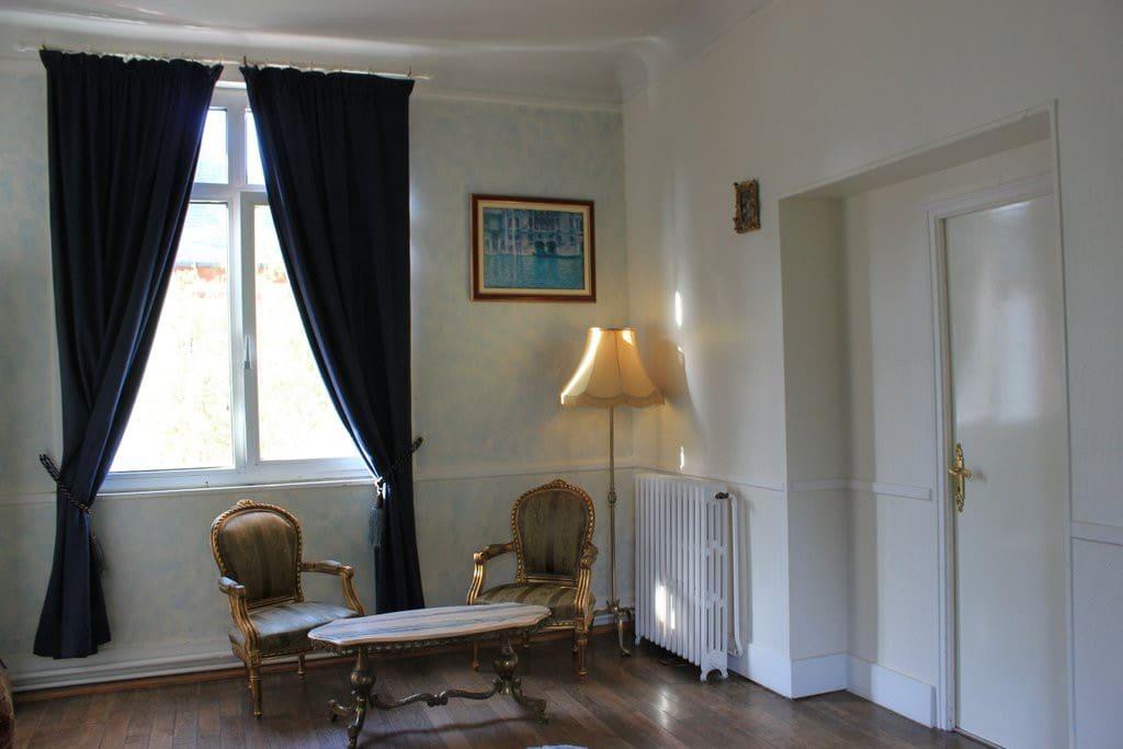 Baroque - A spacious double room.
