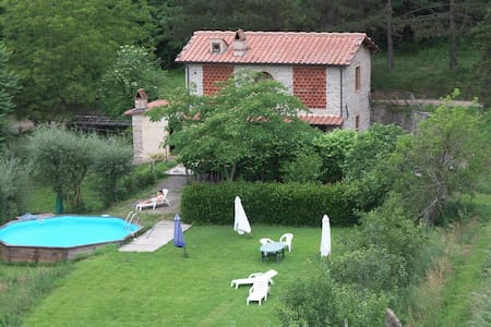 A different Tuscany Exp. (2 pers.) - Apartemen