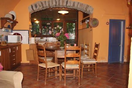 Casa de pueblo en Argelaguer Can Santaló  (Girona) - Huis