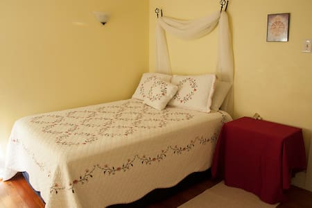 Bedroom in Country setting close to the city - Delaware - Rumah