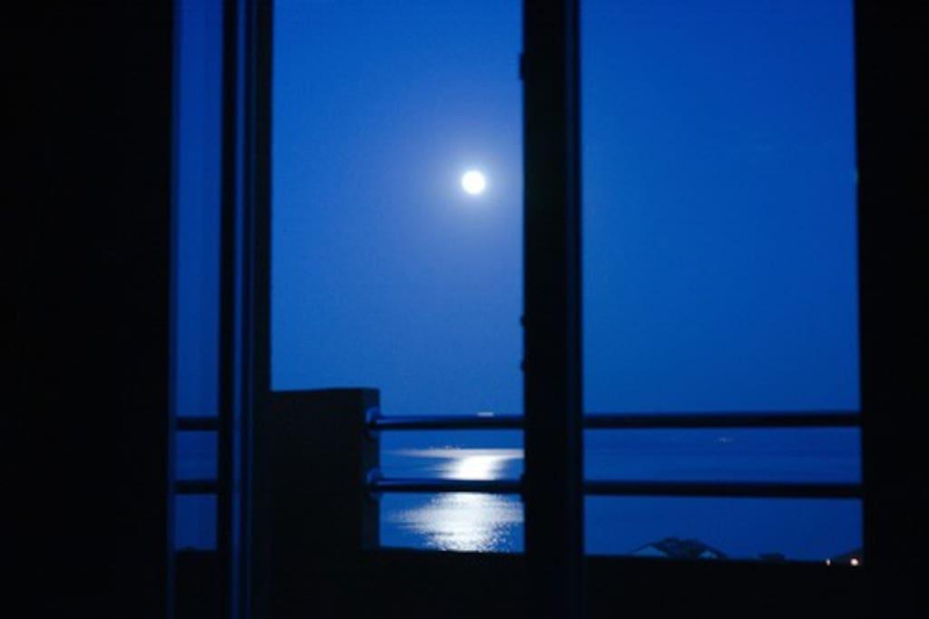 Superior apartment terasse  moonlight