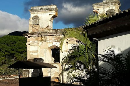 Full VIP Apartment, great location. - Antigua Guatemala - Appartement