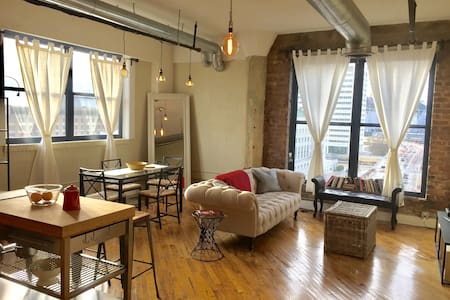 Historic Downtown Loft close to everything! - Atlanta - Loft