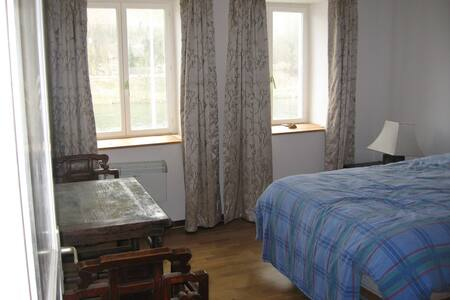 Double room overlooking the Mosel - Ház