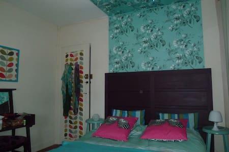 CITY BREAK  confortable bedroom    - Toulouse