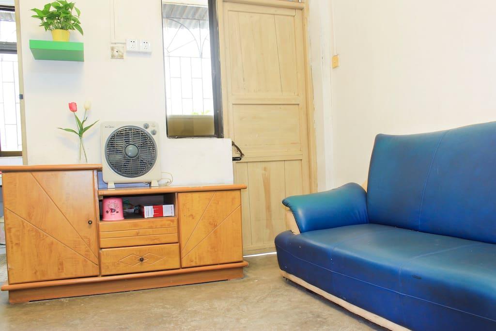 Budget apartment, 45sqm