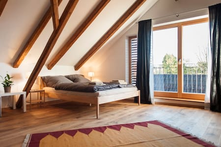 Ferientenne 130m² mit eigener Sauna - Wohnung