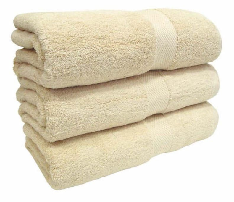 We provide towels & sheets!