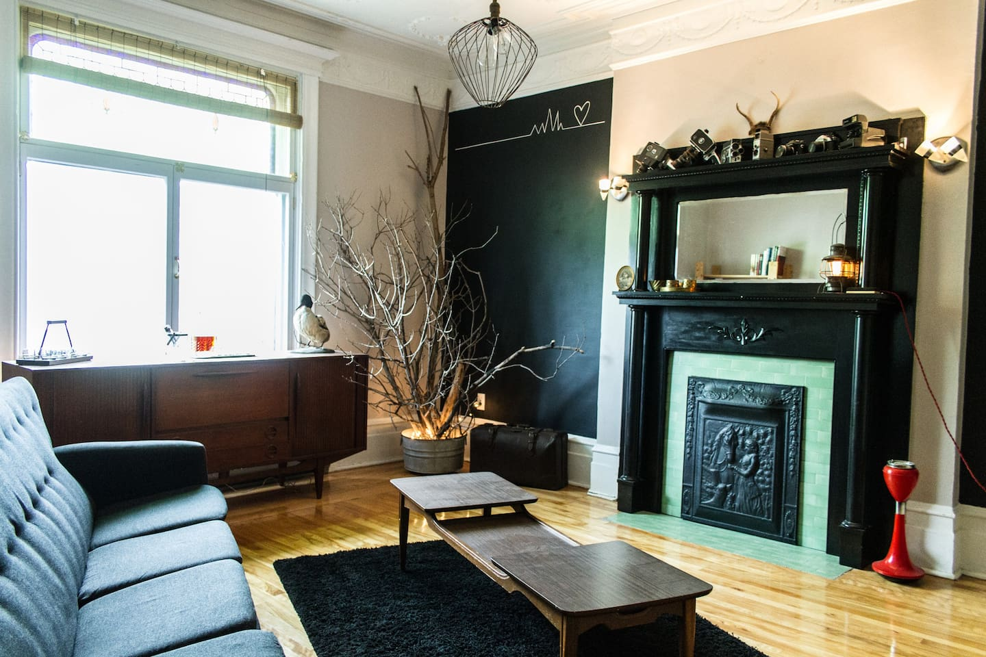 Gorgeous apartment in best of Mtl