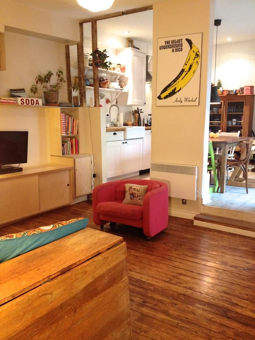 Family 3 bedrooms, Plateau
