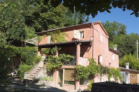 Country House Fontebruna Pesaro   - House
