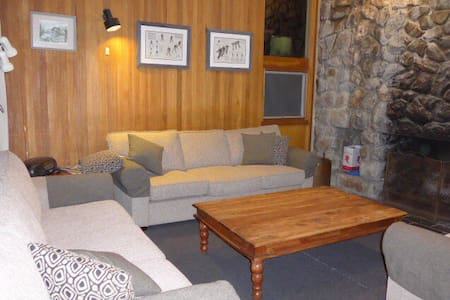 Seven's Ski Lodge, Thredbo - Chalet