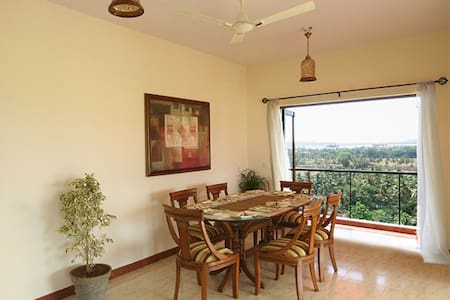 GOA VACATION HOME - Appartement