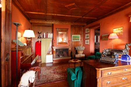 Stanza dell'Uva - Pralungo - Bed & Breakfast