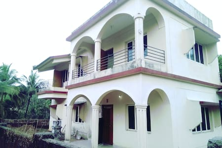Spacious and affordable apartment in North Goa - Tivim