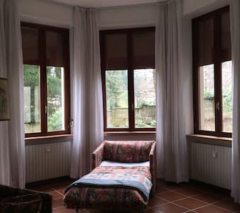 Parco Cambria Natura e Relax - Lanzo D'intelvi - Bed & Breakfast