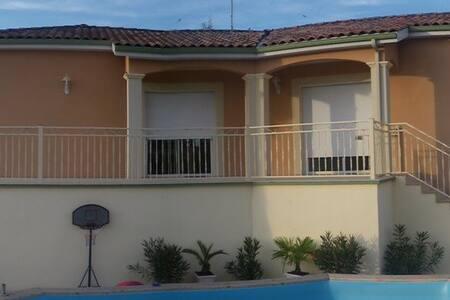 Villa de campagne coeur du SudOuest