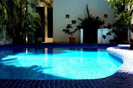 HOME SWEET HOME WT POOL IN DOWNTOWN - Playa del Carmen - Appartement