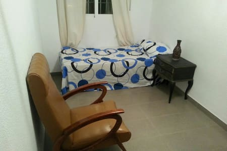 Single or Double Rms in Granada - Apartamento