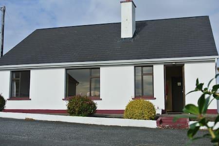 Aran Islands View in Coastal Connemara.  Sleeps 6! - House