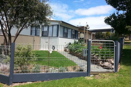 Riverview on Pine - Cosy Cottage - Victor Harbor - Hus