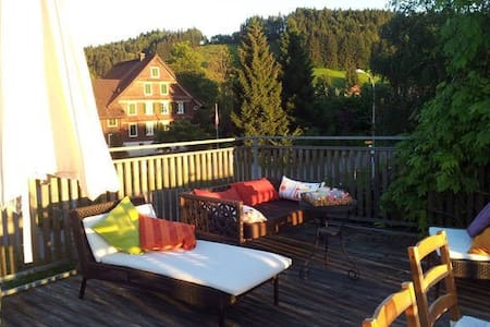 House near Einsiedeln/Pfäffikon (3) - Bed & Breakfast