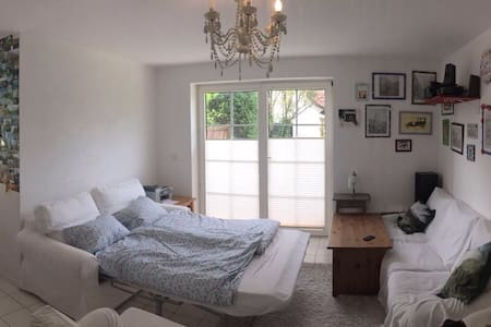 Spacious room near the city limit - Apartamento