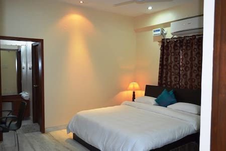 Luxury 2BHK@Gachhibowli - Appartement