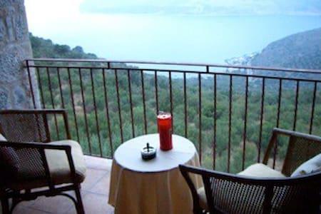 Peloponnese-Amazing views to Messiniakos bay-Mani - Lakonia - Townhouse