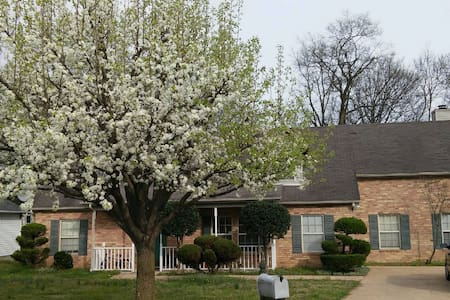 Peaceful, apartment convenient to everything! - Spring Hill - Apartment