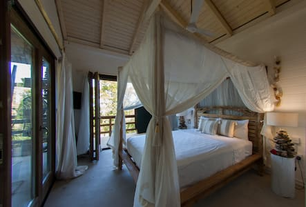 Hummingbird Beach Hut - Praslin - Xalet