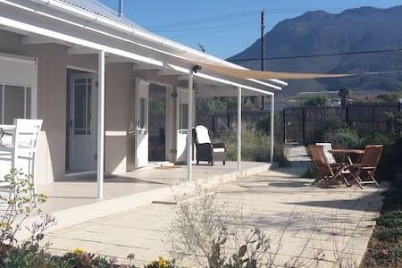 Chamomile Cottage in magical Riebeek Kasteel - House