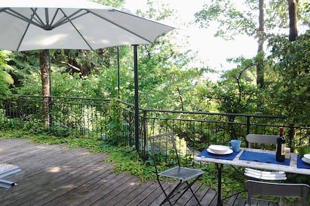 openspace con terrazza - Orta San Giulio - Apartamento