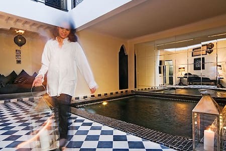 Riad Elizabeth - Marrakesh - Bed & Breakfast
