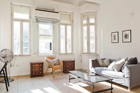 A charming loft next to Rothschild - Tel Aviv - Appartamento