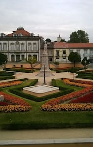 Twin Room Historic Center Braga - Braga - Vandrerhjem