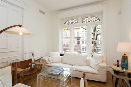 1700sf Brownstone Huge Garden - Brooklyn - Townhouse