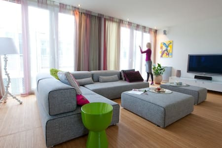 Lovely Spacious Watervilla - Amsterdam - Villa