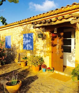 Room in cozy country majorcan house - Huis
