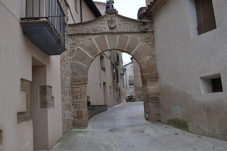 "Aparto Rural Tourism ""CASA Purroy"" - Leilighet"