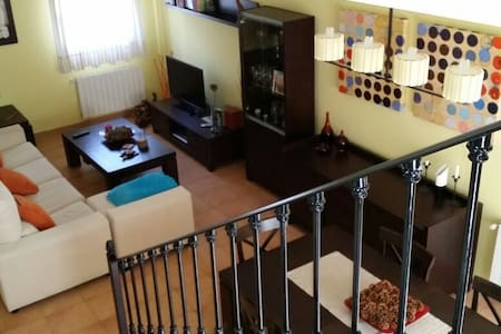 Room type: Entire home/apt Property type: Chalet Accommodates: 7 Bedrooms: 4 Bathrooms: 2.5
