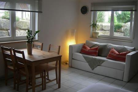 Ferienwohnung Klausmann / Bodensee - Gaienhofen - Apartamento